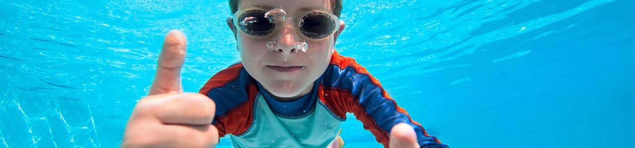 childrens swimming lessons fareham